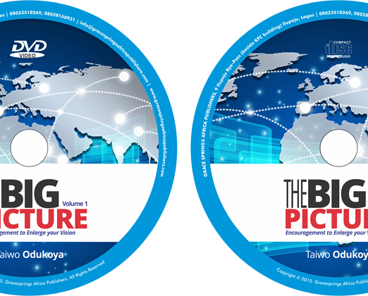 The Big Picture CDs