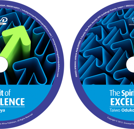The Spirit of Excellence Cds