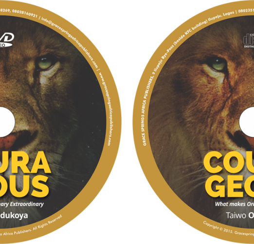 courageous 2cds